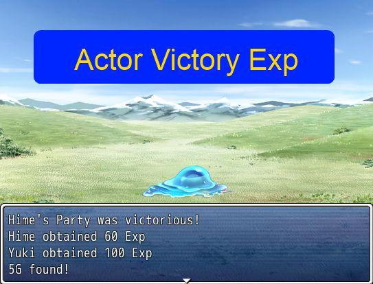 actorVictoryExp
