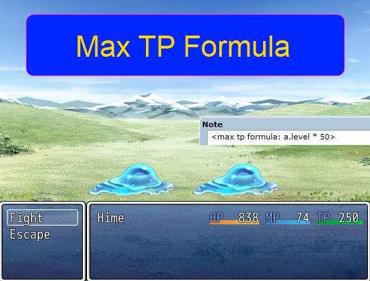 max_tp_formula