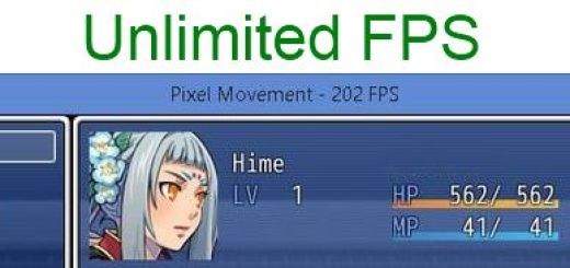 unlimitedFPS