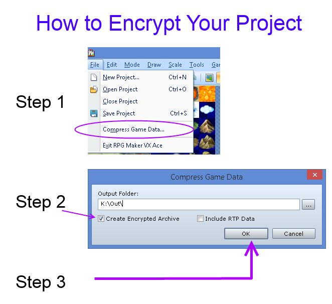 encryptingYourProject1