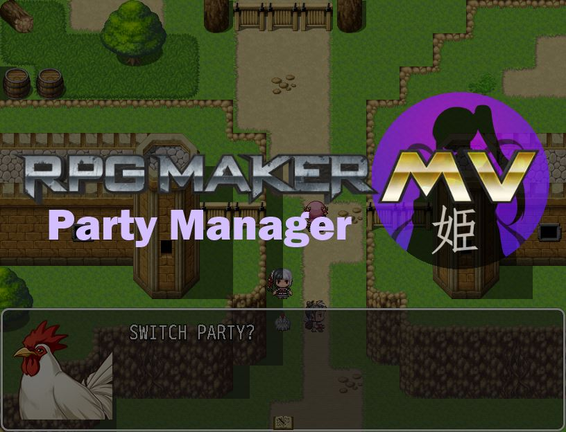 Party Manager – 姫HimeWorks